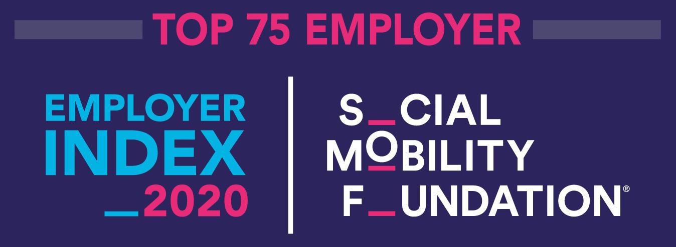 Top 75 Employer Index 2020 logo