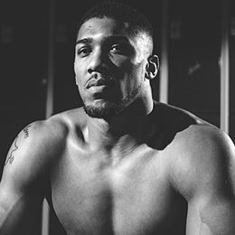 Anthony Joshua MBE