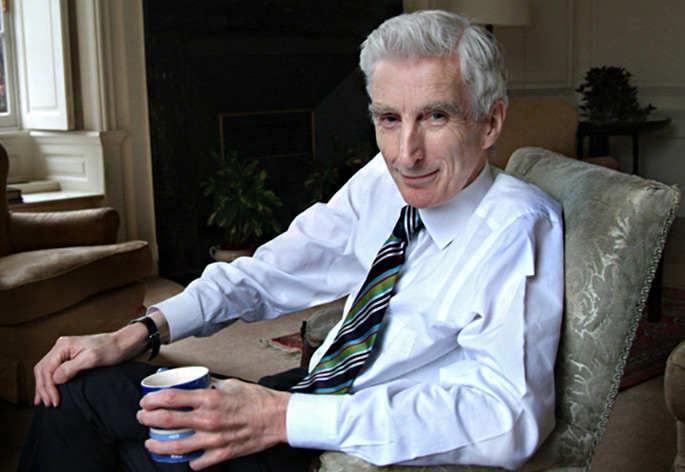 Lord Martin Rees OM Hero Image