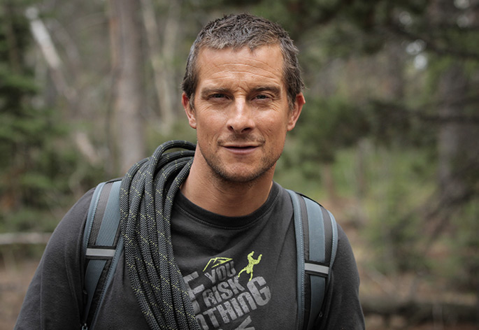 Bear Grylls Hero Image