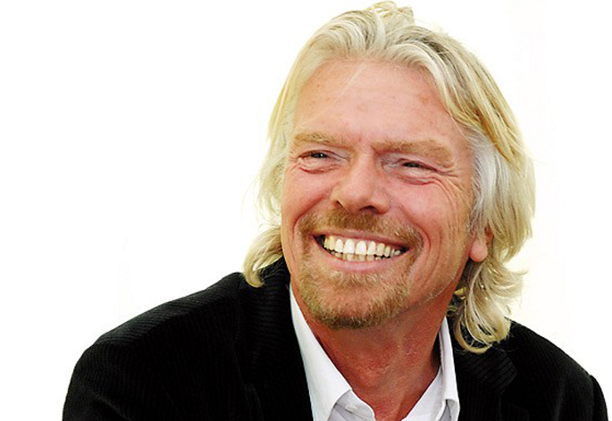 Sir Richard Branson Hero Image