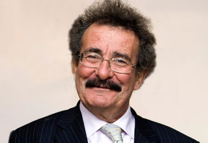 Lord Robert Winston Hero Image