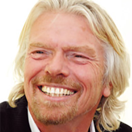 Sir Richard Branson Image