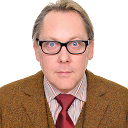 Vic Reeves Image