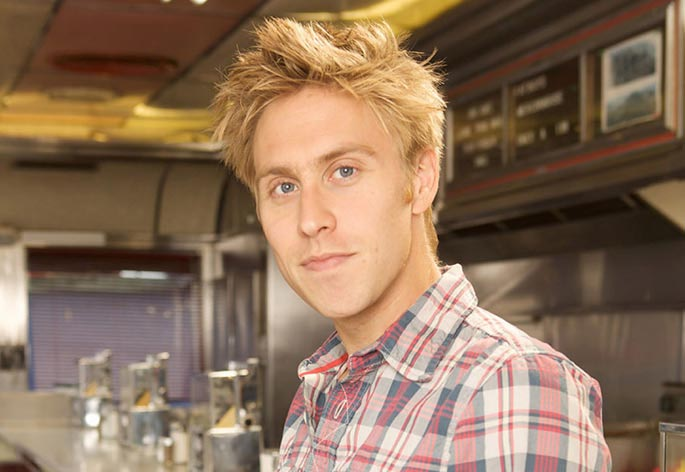 Russell Howard Hero Image