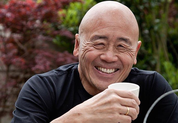 Ken Hom OBE Hero Image
