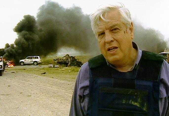 John Simpson CBE Hero Image