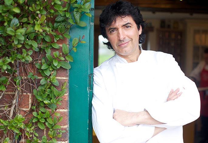 Jean-Christophe Novelli Hero Image