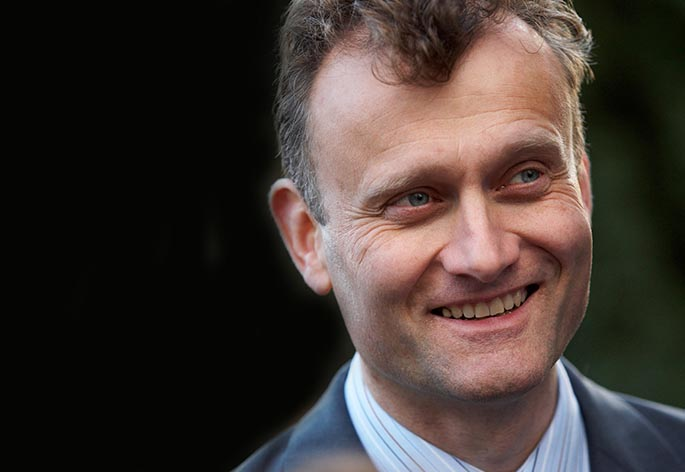 Hugh Dennis Hero Image