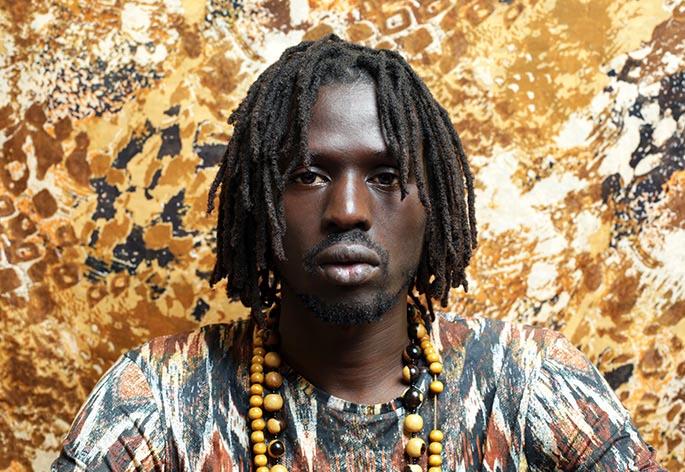 Emmanuel Jal Hero Image