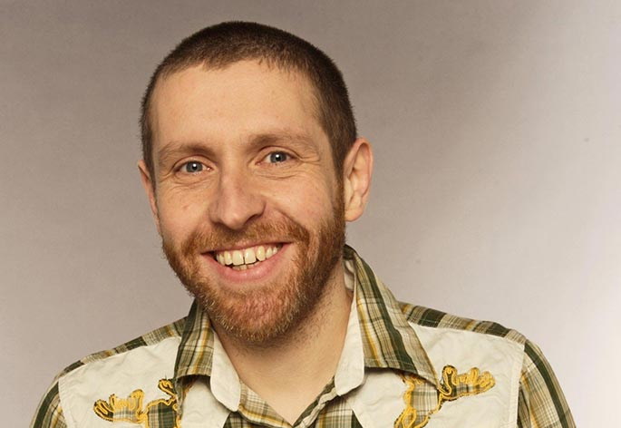 Dave Gorman Hero Image