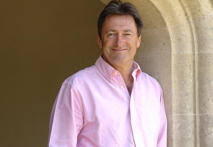 Alan Titchmarsh Hero Image