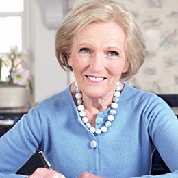 Mary Berry CBE Image