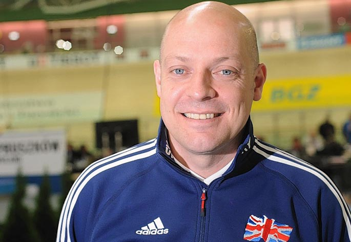Sir Dave Brailsford CBE Hero Image