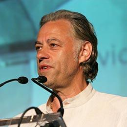Sir Bob Geldof Image