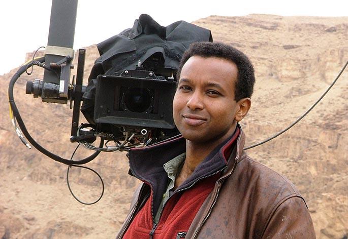 Rageh Omaar Hero Image