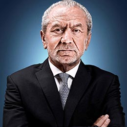 Lord Alan Sugar Image