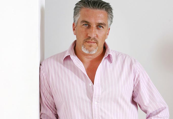 Paul Hollywood Hero Image