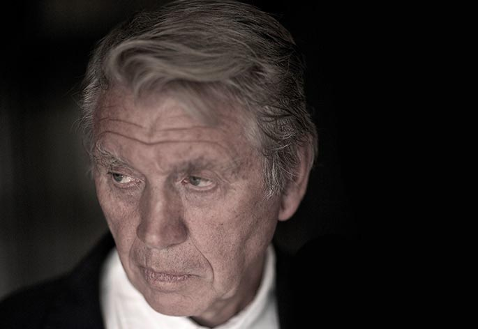 Sir Don McCullin CBE Hero Image
