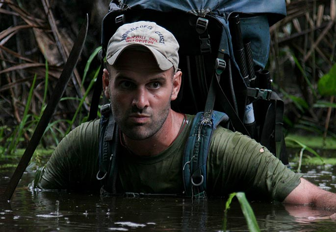 Ed Stafford Hero Image