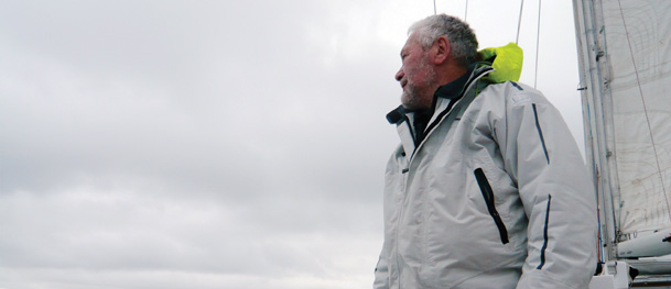 Sir Robin Knox-Johnston Hero Image
