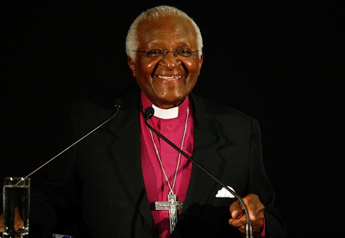 Archbishop Desmond Tutu Hero Image