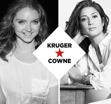 LILY COLE & FATIMA BHUTTO | NOVEMBER 2017 | KRUGER COWNE BREAKFAST CLUB Event Image