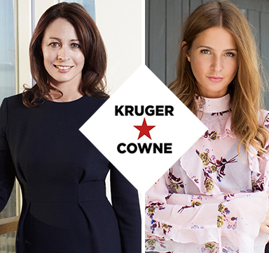 Caroline Rush & Millie Mackintosh | January 2018 | Kruger Cowne Breakfast Club Event Image