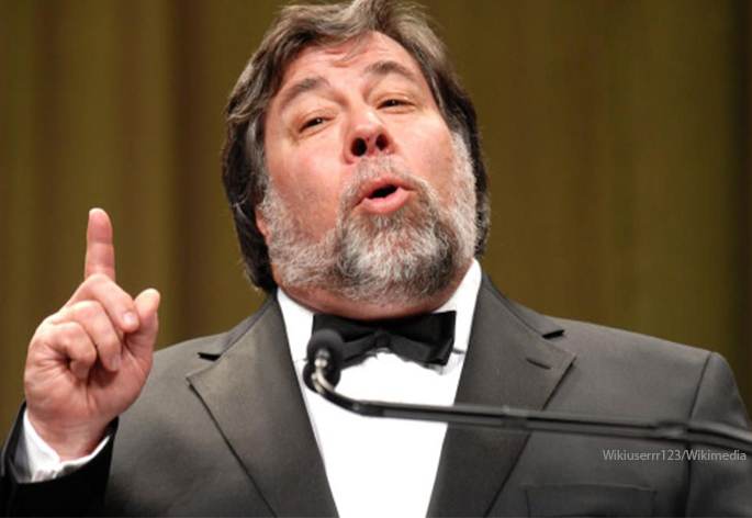 Steve Wozniak Hero Image