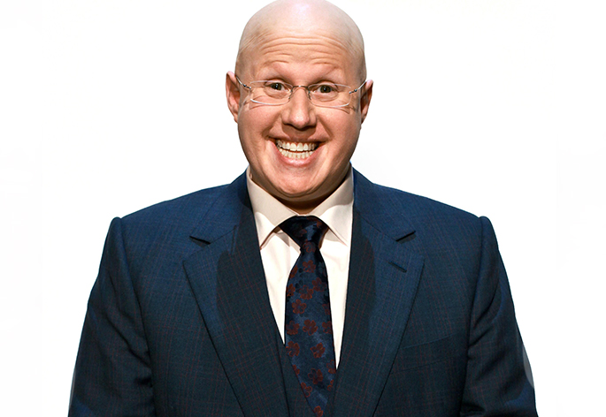 Matt Lucas Hero Image