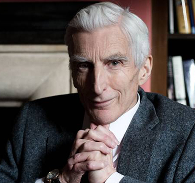 Lord Martin Rees KBE | October 2018 | Kruger Cowne Breakfast Club Event Image