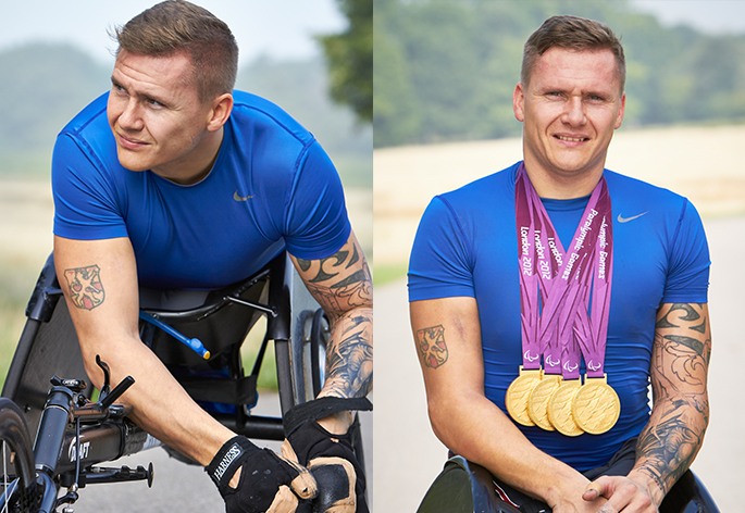 David Weir Hero Image