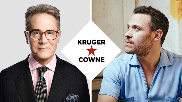 WILL YOUNG & PETER YORK | SEPTEMBER 2018 | KRUGER COWNE BREAKFAST CLUB Event Image
