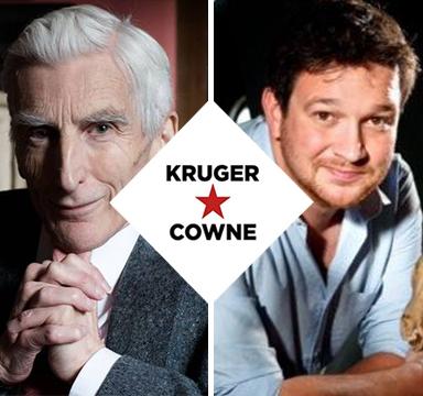 Lord Martin Rees OM & Dr. Ben Garrod | October 2018 | Kruger Cowne Breakfast Club Event Image