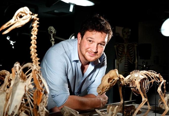Dr. Ben Garrod Hero Image