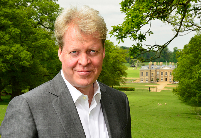 Charles Spencer, 9th Earl Spencer Hero Image