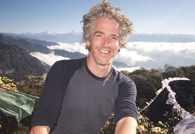 Gordon Buchanan Hero Image