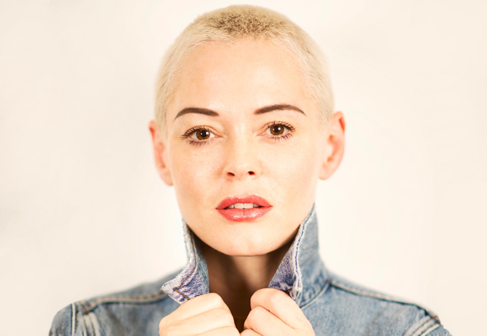 Rose McGowan Hero Image