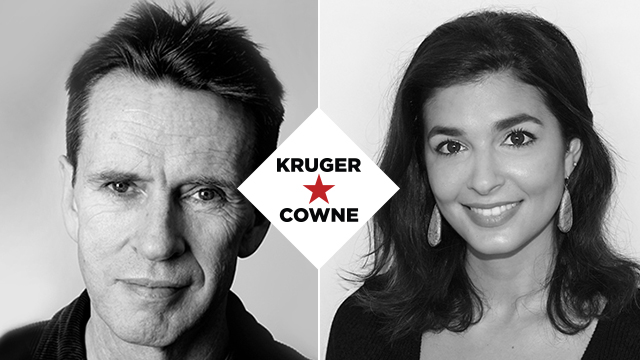 Oliver Peyton & Selene Nelson | May 2019 | Kruger Cowne Breakfast Club Event Image