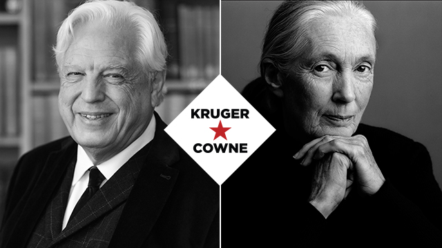 Dr Jane Goodall in conversation with John Simpson   In Partnership with Times+ Event Image