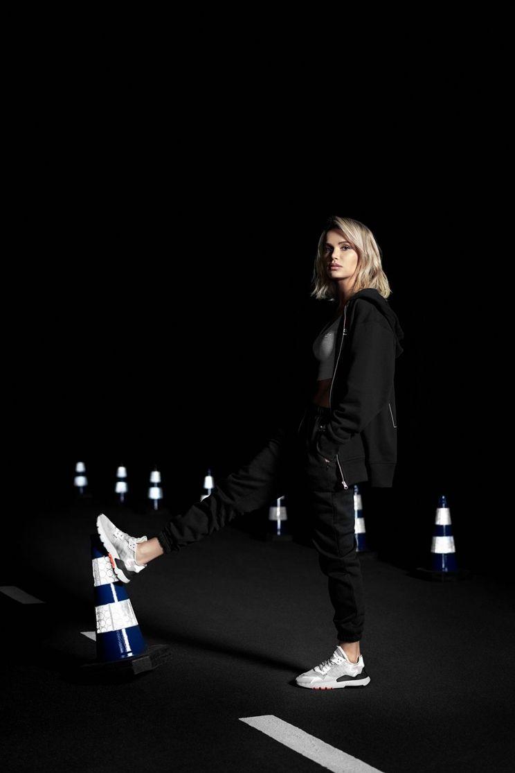 Maffashion i Żabson prezentują nowy model Adidas Nite Jogger