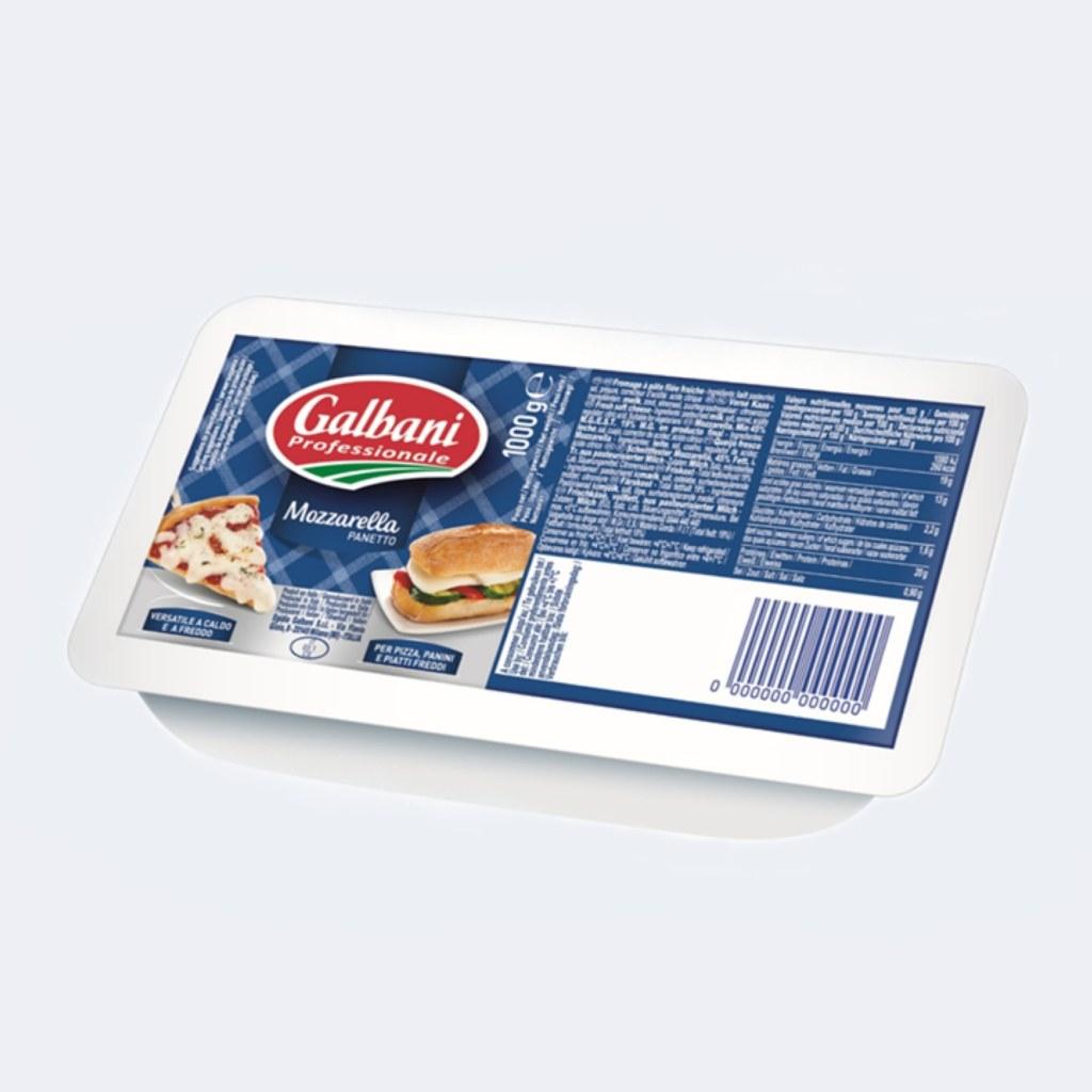 Galbani Mozzarella Cucina Block 1kg | Lactalis ...