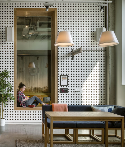 Heneghan Peng Architects, Airbnb, Dublin