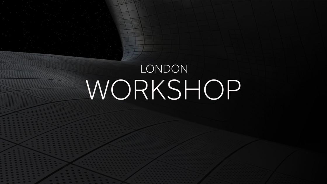 London Workshop 3360 x 1890