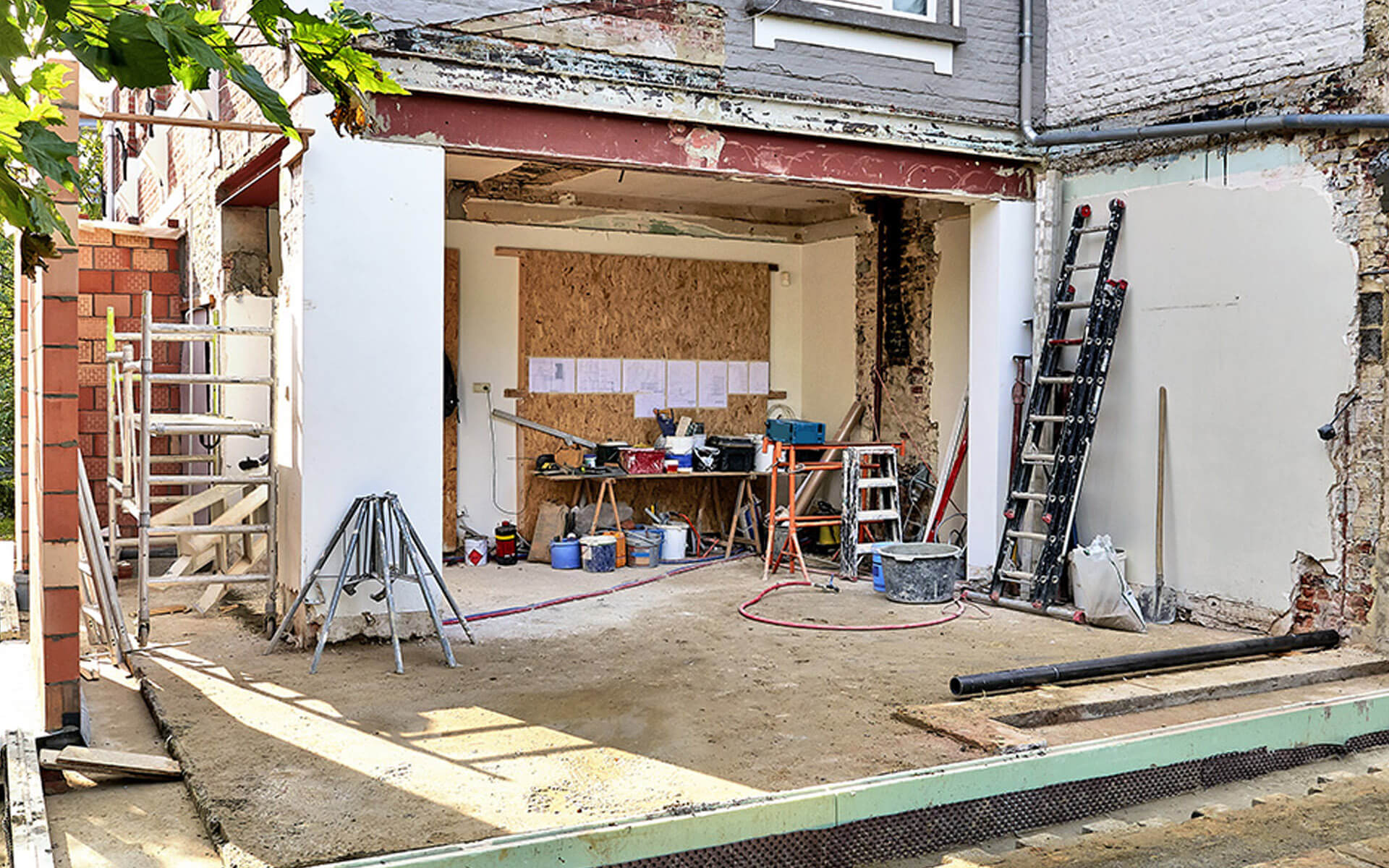 architect to get planning permission