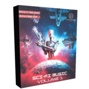 royalty free sci-fi music product