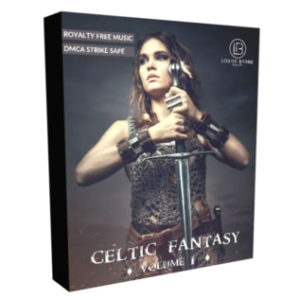royalty free Celtic music product