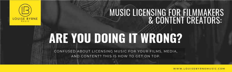 A Filmmakers Guide to Royalty Free Music - Louise Byrne Music