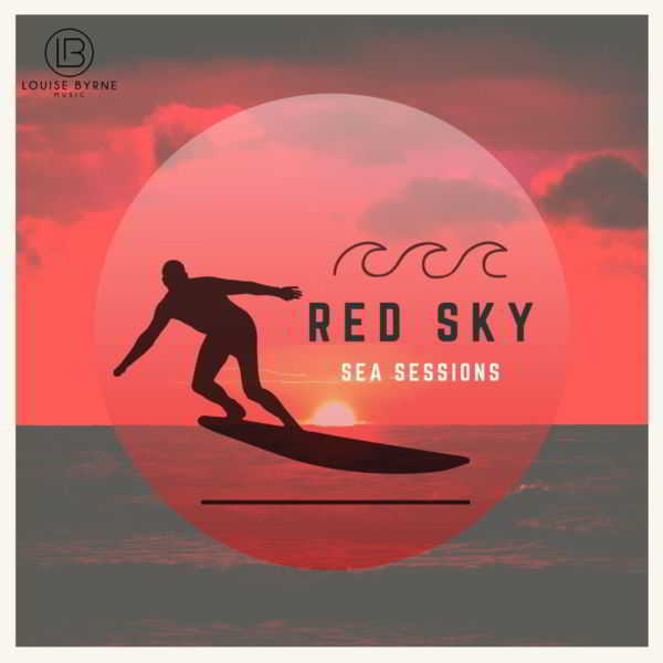red sky production music artwork