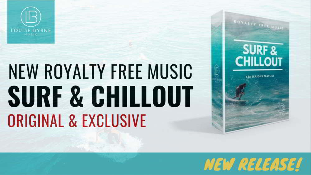 New Music Release: Surf Music & Chillout